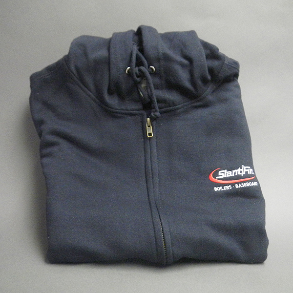 Hooded Sweatshirt-Full Zip Hooded