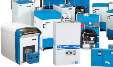 Slant/Fin - Heating Equipment Supplier-Baseboard-Boiler