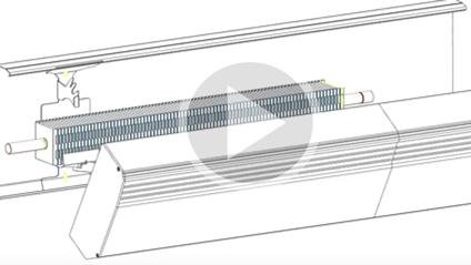 Aluminum Baseboard Replacement Covers Revital Line
