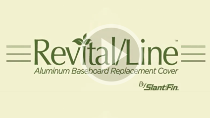 Aluminum Baseboard Replacement Covers Revital Line