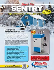 sentry slantfin boilers > sentry