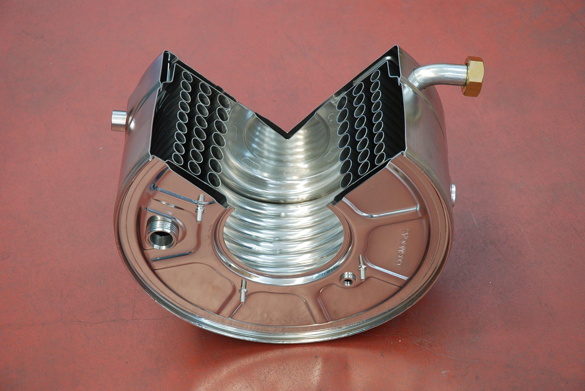 VSL Boiler - Slantfin