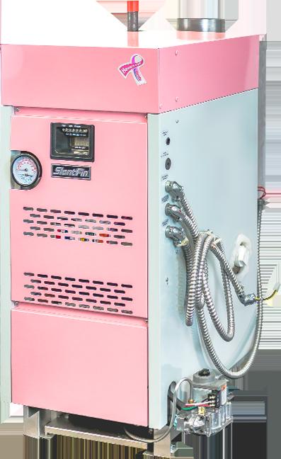 pink boiler sentry slantfin  at readyjetset.co