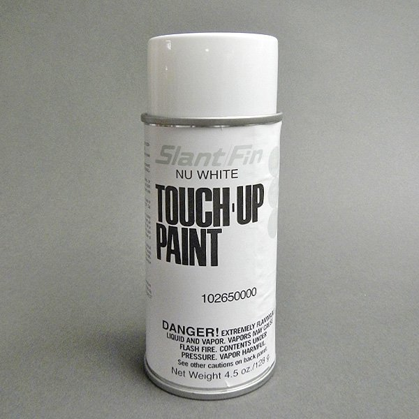 nu white touch up spray paint slantfin. Black Bedroom Furniture Sets. Home Design Ideas